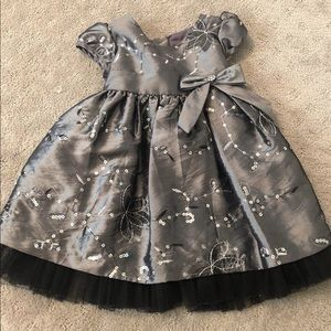 Baby girl formal dress
